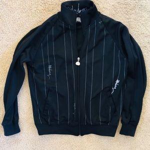 Billabong Men's Black ZIP Up Jacket Size S